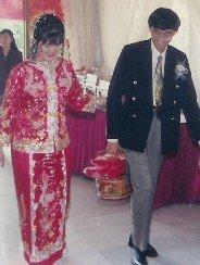 Bride's home visit 三朝回门